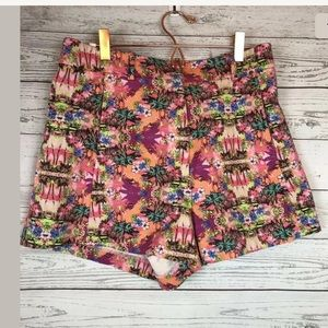 Victoria's Secret size 8 tropical shorts